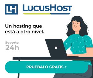 LucusHost, el mejor hosting